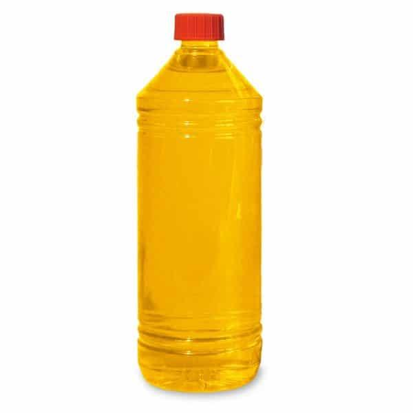 PET-Rundflasche 1 Liter inkl. UN-Zulassung