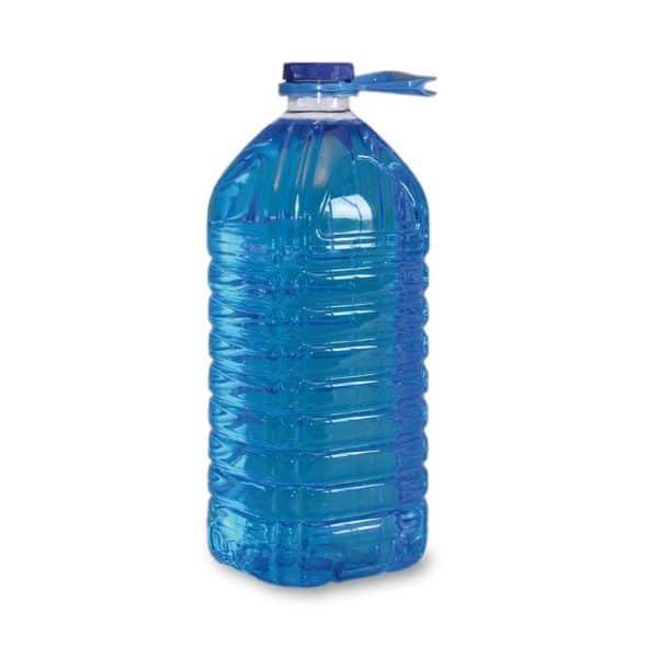PET-Flasche 5 Liter in klarer Farbe für verschiedene Flüssigkeiten