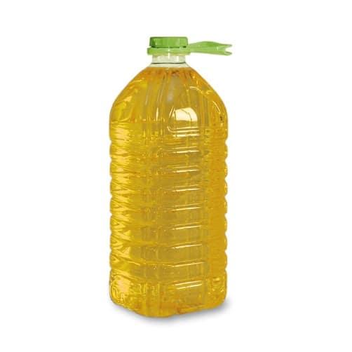 PET-Flasche 10 Liter in klarer Farbe für Flüssigkeiten