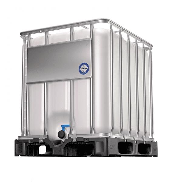 Der 800 Liter IBC Container ersetzt in vielen Bereichen das klassische Fass