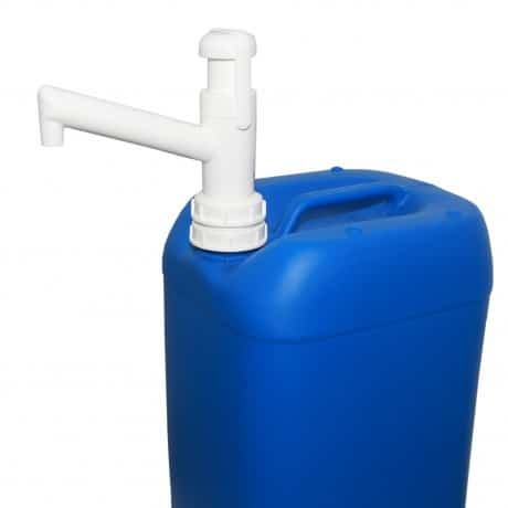 Universal Handpumpe für Container, Fässer, Kanister